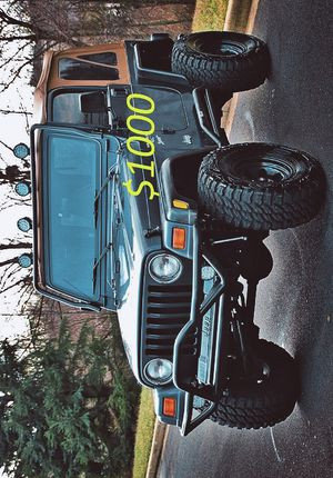 2000 Jeep Wrangler-$1000 ✅ Clean Title ❇️81K Miles✅4.0L 6Cyl. Automatic Transmission ❇️Fully Loaded! for Sale in Long Beach, CA