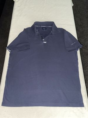 Men's Burberry and Calvin Klein baby blue short sleeve polo golf shirts for Sale in Claremont, CA