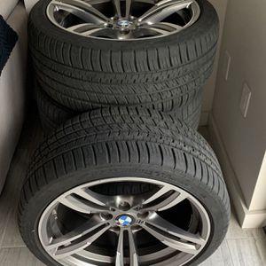 """BMW M3-M4 19"""" Wheels $1400.00 for Sale in Hollywood, FL"""