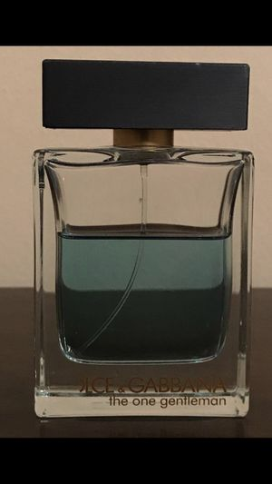 Dolce & Gabbana The One Gentleman men's cologne 3.4 fragrance for Sale in Chesterfield, MO