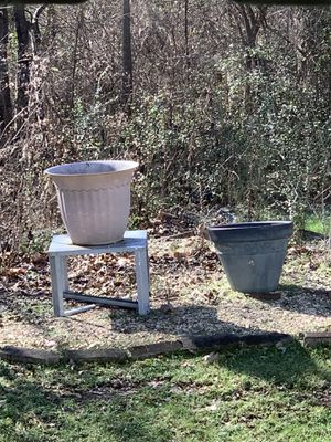 Outdoor Flower pots for Sale in Nashville, TN