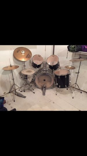 9 piece drum set for Sale in South Jordan, UT