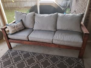 Hand Made Patio Couch for Sale in Pensacola, FL