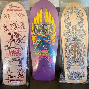 Brand New Boards In Original Pkg for Sale in Monterey Park, CA
