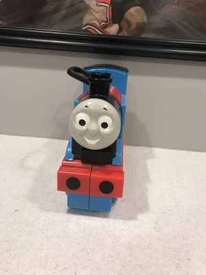 THOMAS THE TRAIN & FRIENDS STORAGE CARRYING CASE for Sale in Ontarioville, IL