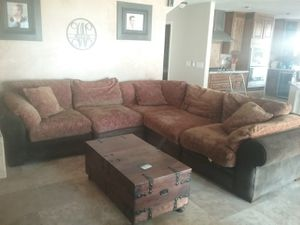 Large 10ft sectional couch for Sale in Gilbert, AZ