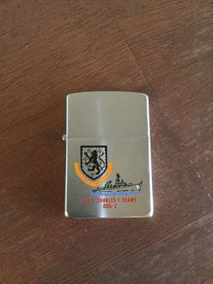 Vintage working zippo military lighter mint for Sale in Clovis, CA