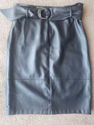 Faux Leather Skirt - Zara for Sale in Los Angeles, CA