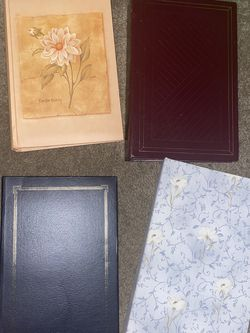 4 Photo Albums for Sale in Tampa,  FL