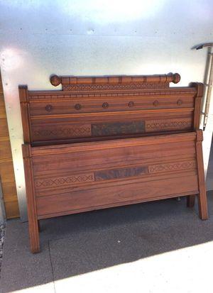Vintage Eastlake- Victorian Era Full size bed for Sale in Leavenworth, WA
