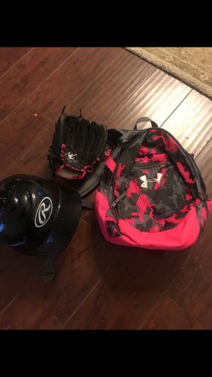 Girls softball gear for Sale in Maitland, FL