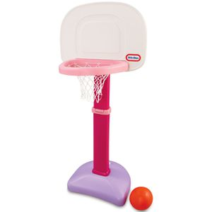 Easy Score Basketball Set Pink Size: 22 x 23.75 x 60 Inches for Sale in Irvine, CA