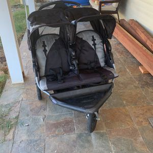 Baby Trend Double Jogging Stroller for Sale in Lakeside, CA
