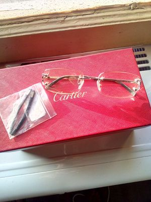 Authentic Cartier glasses for Sale in Los Angeles, CA