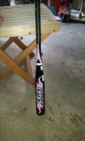 Girls baseball bat for Sale in Wyandotte, MI