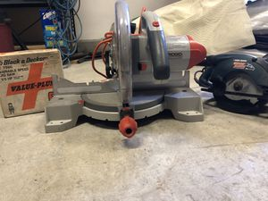 Saws - Compound Miter, Circular, & Jig for Sale in San Diego, CA