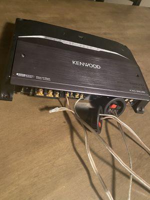 Kenwood 1800 Watt Amp for Sale in Dallas, TX