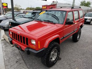 2000 Jeep Cherokee for Sale in Baltimore, MD