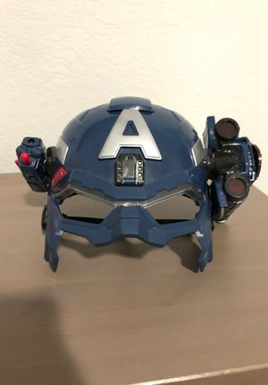 Captain America Mask for Sale in Homestead, FL