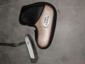 Odyssey White hot #3 putter golf club for Sale in Tampa, FL