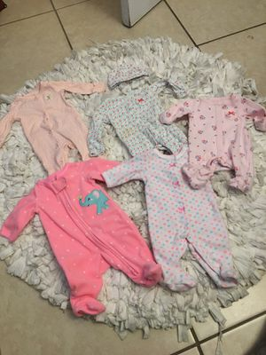 Premie Baby Girl Clothes for Sale in Lauderhill, FL
