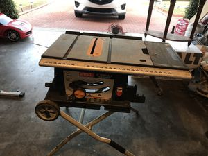 Table saw for Sale in Haines City, FL
