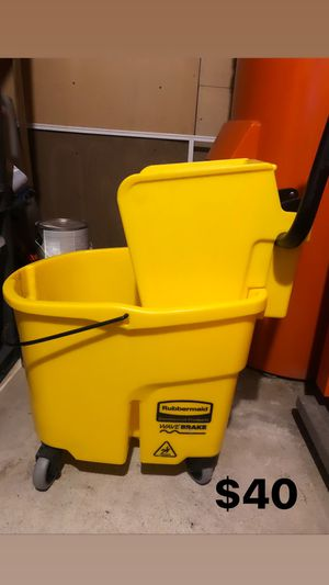 Mop bucket for Sale in Woburn, MA