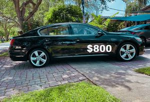 $8OO Lexus GS 2010 Immaculate condition for Sale in Fresno, CA