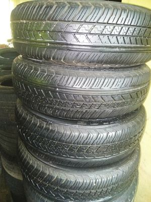 175/65/R15 Dunlop matching set of 4 for Sale in Richmond, VA