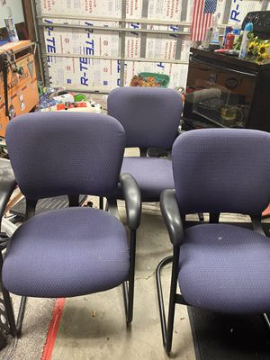 Comfy office chairs for Sale in West Jordan, UT