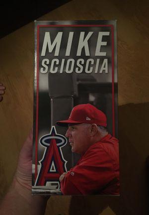 Mike Scioscia/BobbleHead. for Sale in Culver City, CA