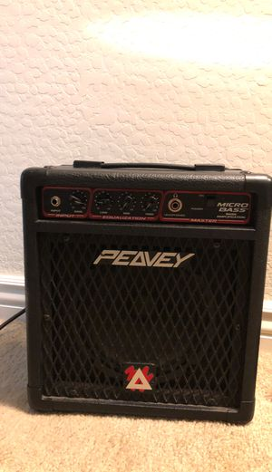 Peavey guitar amp for Sale in ELEVEN MILE, AZ