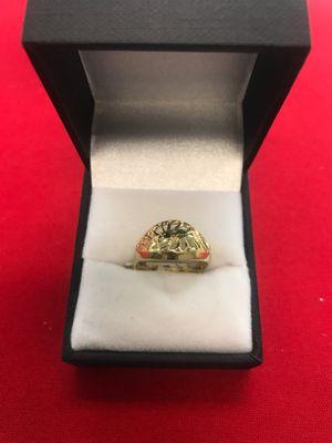 14k gold free form design ring 2910-24291R-01 for Sale in Phoenix, AZ