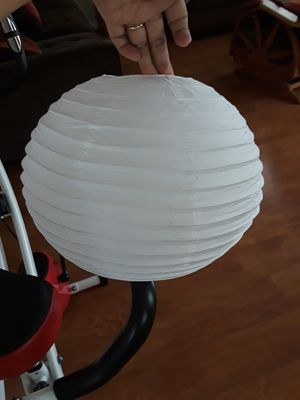 Paper lantern with expander for Sale in Long Beach, CA