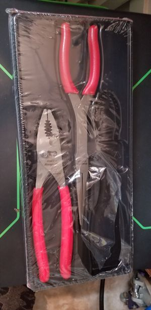 Snap On Tools Pliers Brand New for Sale in Miramar, FL