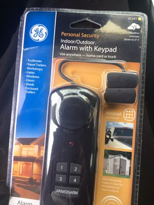 Burglar alarm with keypad for Sale in Los Angeles, CA