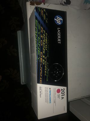 Laserjet 201A Magenta for Sale in Atherton, CA