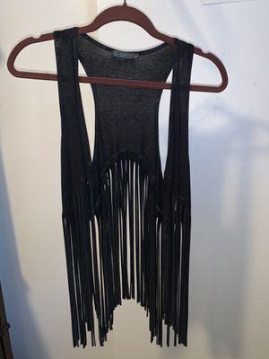 Misses fringe top for Sale in Glendale, AZ