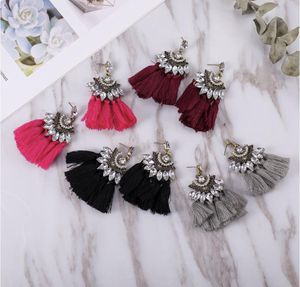 Diamond tassel earrings for Sale in Hyattsville, MD