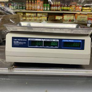 CAS label printer model lp‑1000 for Sale in The Bronx, NY