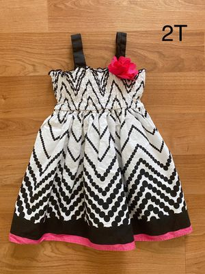 Girls summer dress, size 2T, great condition, kids clothes for Sale in Surprise, AZ