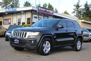 2011 Jeep Grand Cherokee for Sale in Seattle, WA