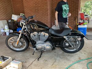 BRAND NEW 2005 HARLEY DAVIDSON SPORTSTER 883 SPORTSTER for Sale in District Heights, MD