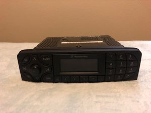 2001-2004 Mercedes Benz C Class Radio Cassette Player CM1011 A2038202086 SLR685 for Sale in Seattle, WA