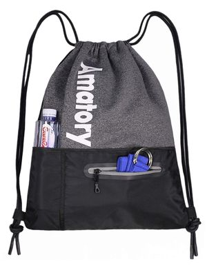 Brand-new Drawstring Backpack Sackpack Sports Athletic Gym Sack String Bag Men Women Kids for Sale in Arcadia, CA