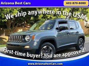 2017 Jeep Renegade for Sale in Phoenix, AZ