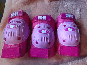 $3- set of 3 Hello Kitty kids pads for Sale in Ocoee, FL