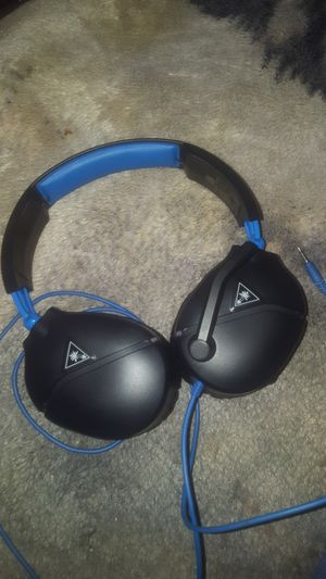 Turtle Beach Headset for Sale in Cutler, CA