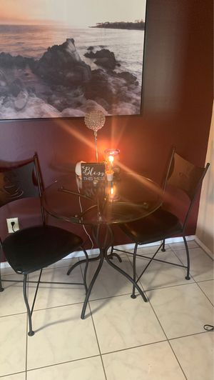 Breakfast table set for two for Sale in Altamonte Springs, FL