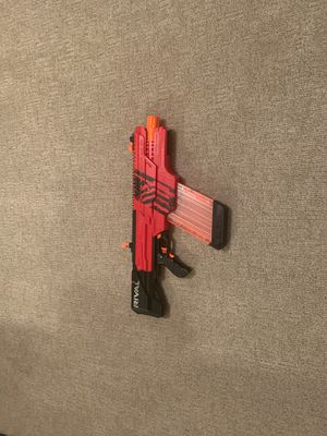 Nerf rival khaos for Sale in Pleasanton, CA